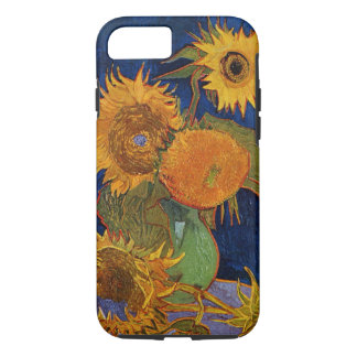 Vincent van Gogh Six Sunflowers GalleryHD Fine Art iPhone 7 Case
