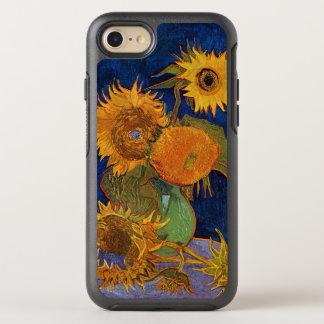 Vincent van Gogh Six Sunflowers GalleryHD Fine Art OtterBox Symmetry iPhone 7 Case