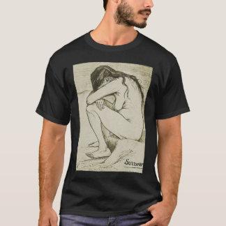 vincent van gogh  sorrow  vincent van gogh  sorrow T-Shirt