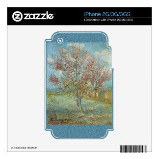 Vincent van Gogh Souvenir de Mauve Painting iPhone 3 Skins