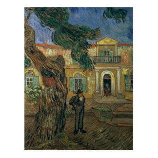 Vincent van Gogh | St. Paul's Hospital, St Remy Postcard