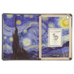 Vincent van Gogh Starry Night (1889) Cover For iPad Air