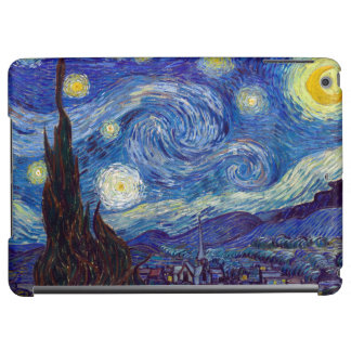 VINCENT VAN GOGH - Starry night 1889 iPad Air Covers