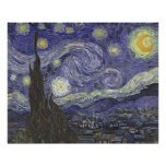 Vincent van Gogh - Starry Night 2 Poster