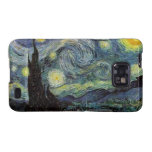 Vincent van Gogh, Starry Night Samsung Galaxy Cases