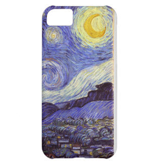 Vincent Van Gogh Starry Night Case For iPhone 5C