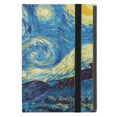 Vincent Van Gogh Starry Night Cases For Ipad Mini at Zazzle