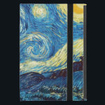 "Vincent Van Gogh Starry Night Cover For iPad Mini<br><div class=""desc"">Van Gogh Starry Night famous painting.</div>"