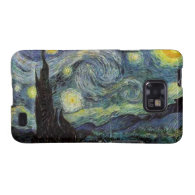 Vincent van Gogh, Starry Night Galaxy S2 Cover