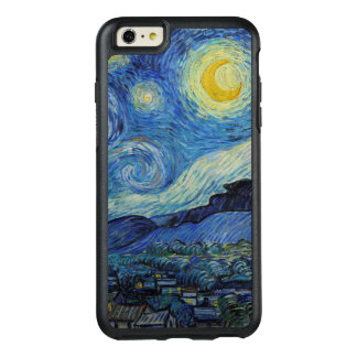 Vincent van Gogh Starry Night GalleryHD Fine Art OtterBox iPhone 6/6s Plus Case