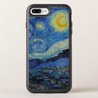 Vincent van Gogh Starry Night GalleryHD Fine Art OtterBox Symmetry iPhone 7 Plus Case