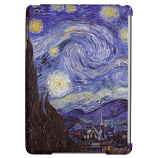Vincent Van Gogh Starry Night Cover For iPad Air