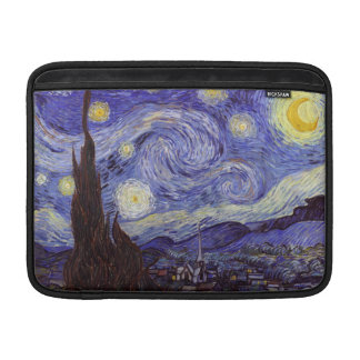 Vincent Van Gogh Starry Night MacBook Air Sleeves