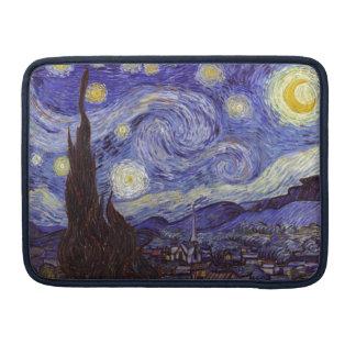 Vincent van Gogh Starry Night Sleeve For MacBook Pro