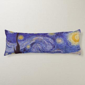 Vincent Van Gogh Starry Night Body Pillow