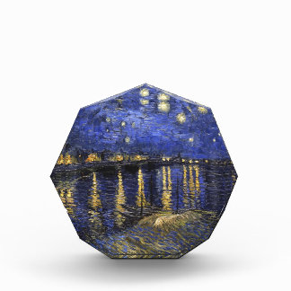 Vincent Van Gogh Starry Night Over The Rhone Award