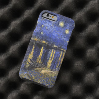 Vincent Van Gogh Starry Night Over The Rhone Tough iPhone 6 Case