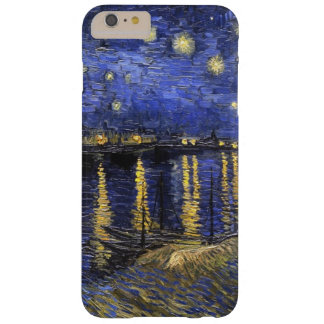Vincent Van Gogh Starry Night Over The Rhone Barely There iPhone 6 Plus Case
