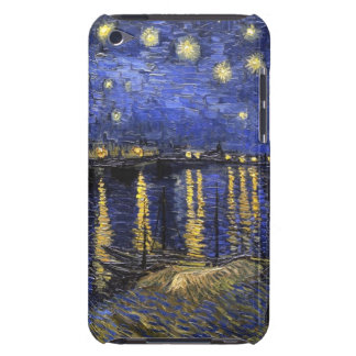 Vincent Van Gogh Starry Night Over The Rhone Case-Mate iPod Touch Case
