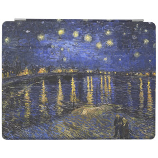 Vincent Van Gogh Starry Night Over The Rhone iPad Cover
