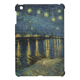 Vincent van Gogh | Starry Night Over the Rhone iPad Mini Cases