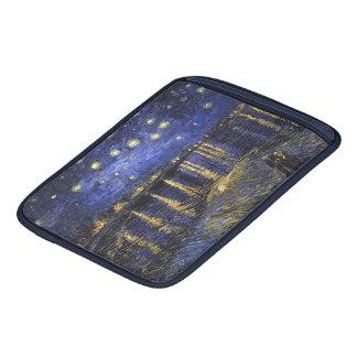 Vincent Van Gogh Starry Night Over The Rhone iPad Sleeve