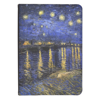 Vincent Van Gogh Starry Night Over The Rhone Kindle 4 Cover