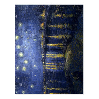 Vincent van Gogh Starry Night Over the Rhone , pai Postcard
