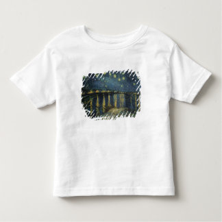 Vincent van Gogh | Starry Night Over the Rhone Toddler T-shirt