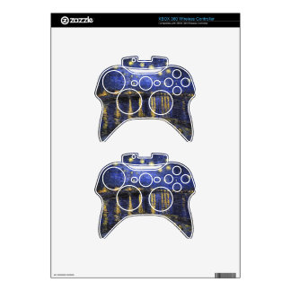 Vincent Van Gogh Starry Night Over The Rhone Xbox 360 Controller Decal