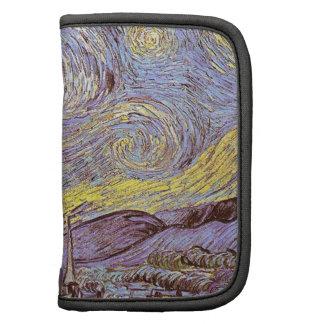Vincent Van Gogh Starry Night Organizer