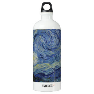 Vincent Van Gogh - Starry Night SIGG Traveler 1.0L Water Bottle
