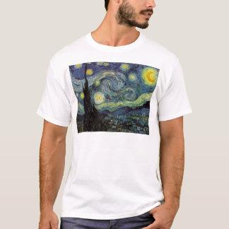 Vincent van Gogh - Starry Night T-Shirt