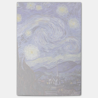 Vincent Van Gogh Starry Night Post-it® Notes