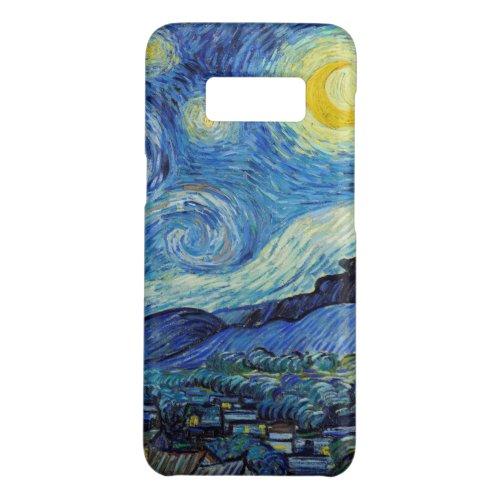 Vincent Van Gogh Starry Night Vintage Fine Art Phone Case