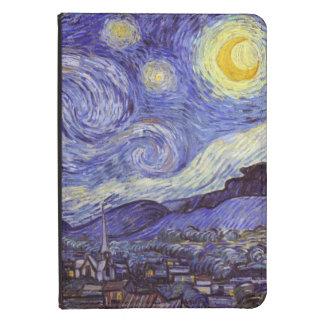 Vincent Van Gogh Starry Night Vintage Fine Art Kindle Touch Cover