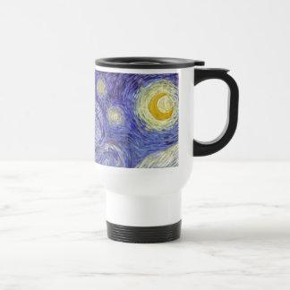 Vincent Van Gogh Starry Night Vintage Fine Art Mug