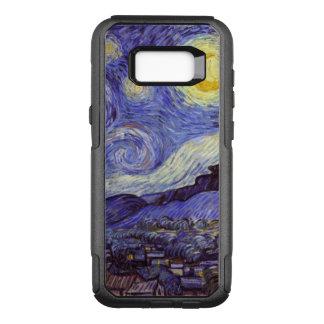 Vincent Van Gogh Starry Night Vintage Fine Art OtterBox Commuter Samsung Galaxy S8+ Case