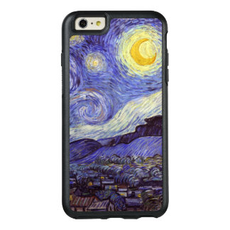Vincent Van Gogh Starry Night Vintage Fine Art OtterBox iPhone 6/6s Plus Case