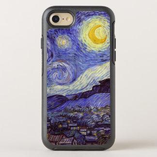 Vincent Van Gogh Starry Night Vintage Fine Art OtterBox Symmetry iPhone 7 Case