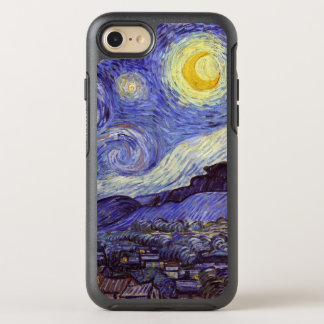 Vincent Van Gogh Starry Night Vintage Fine Art OtterBox Symmetry iPhone 8/7 Case