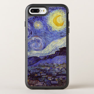 Vincent Van Gogh Starry Night Vintage Fine Art OtterBox Symmetry iPhone 8 Plus/7 Plus Case