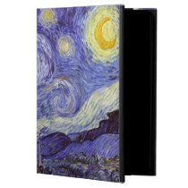 Vincent Van Gogh Starry Night Vintage Fine Art Powis iPad Air 2 Case