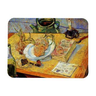 Vincent Van Gogh - Still Life Drawing Board Magnet