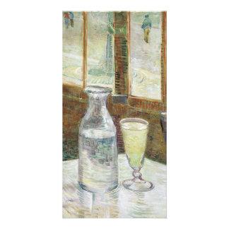 Vincent Van Gogh Still Life With Absinthe Fine Art Card