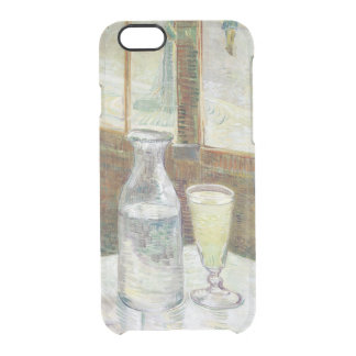 Vincent Van Gogh Still Life With Absinthe Fine Art Clear iPhone 6/6S Case