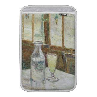 Vincent Van Gogh Still Life With Absinthe Fine Art MacBook Sleeve
