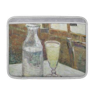 Vincent Van Gogh Still Life With Absinthe Fine Art MacBook Sleeves