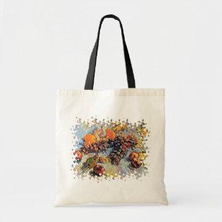 Vincent Van Gogh - Still Life With Apples Fine Art Tote Bag