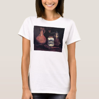 Vincent Van Gogh - Still Life With Coffee Mill T-Shirt